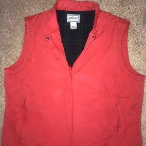 Pendleton Zip-Up Vest